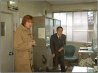 藤野議員と生活衛生課長さん