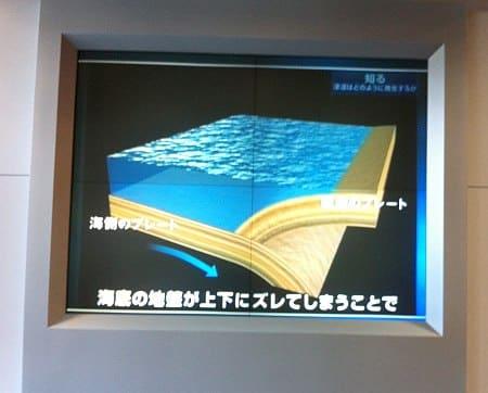 津波が起こるメカニズム