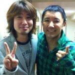 山本太郎さんとフジノ