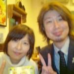 中村ユキさんとフジノ