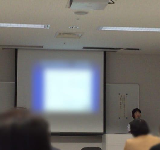 講師の飯田亮瑠さん