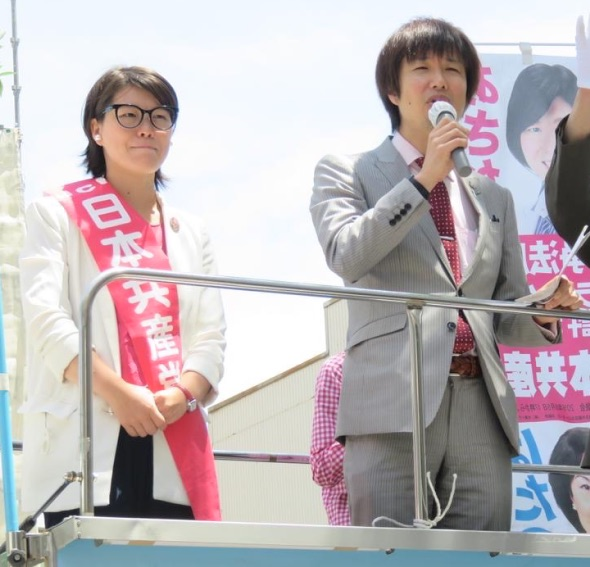横須賀の児童虐待の厳しい現状、国のさらなる取り組みの必要性をあさかさんに託したい