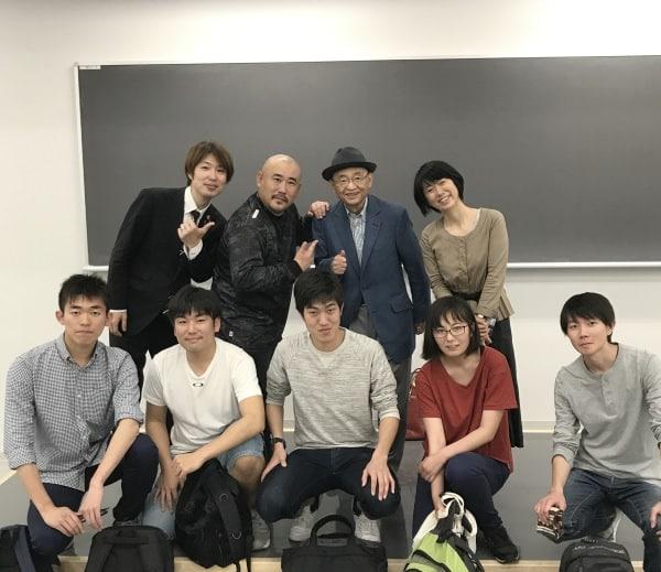 アサノさんとDELIさんが共演できて本当に嬉しかったフジノ