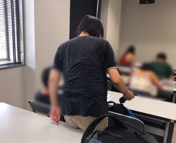 2人の先生は、数年前まで現役で教壇に立っておられた先生です