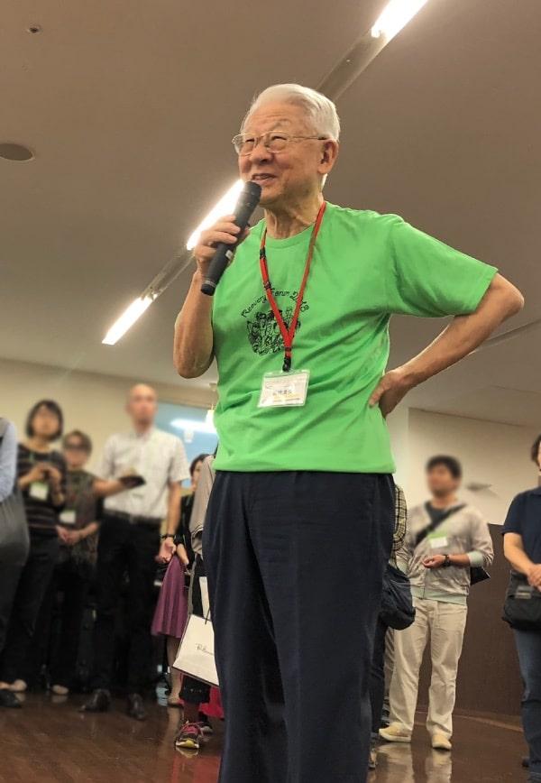 高橋清久さん