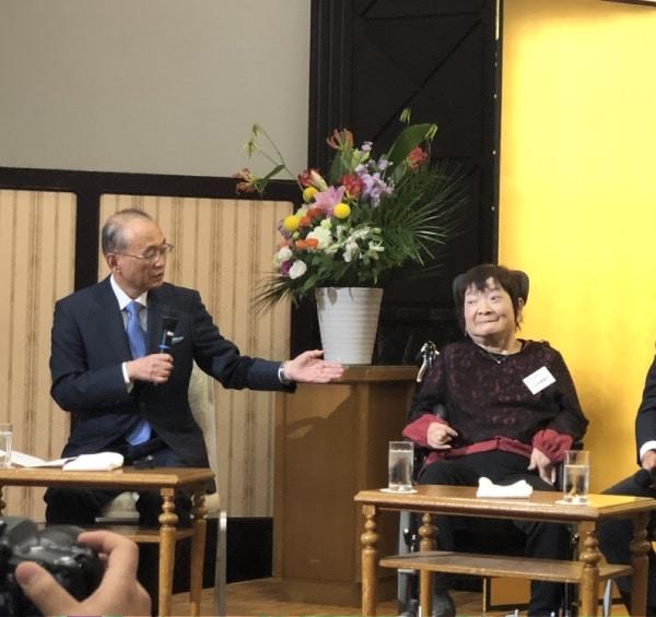 小山内美智子さん