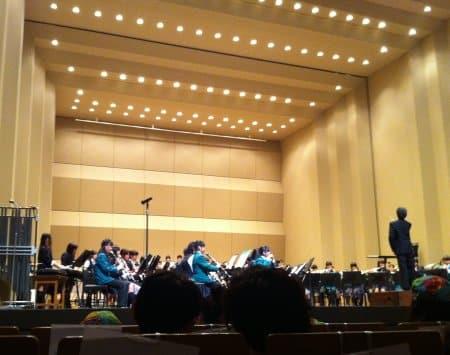 逗子高校吹奏楽部のみなさま、素晴らしい演奏をありがとうございました