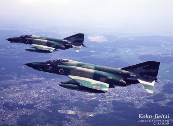 RF-4(防衛省・航空自衛隊サイトより)