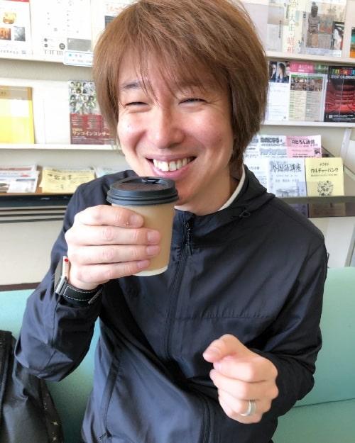 コーヒーおいしい!