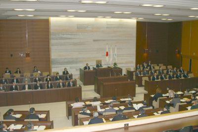 2007年の議員総会