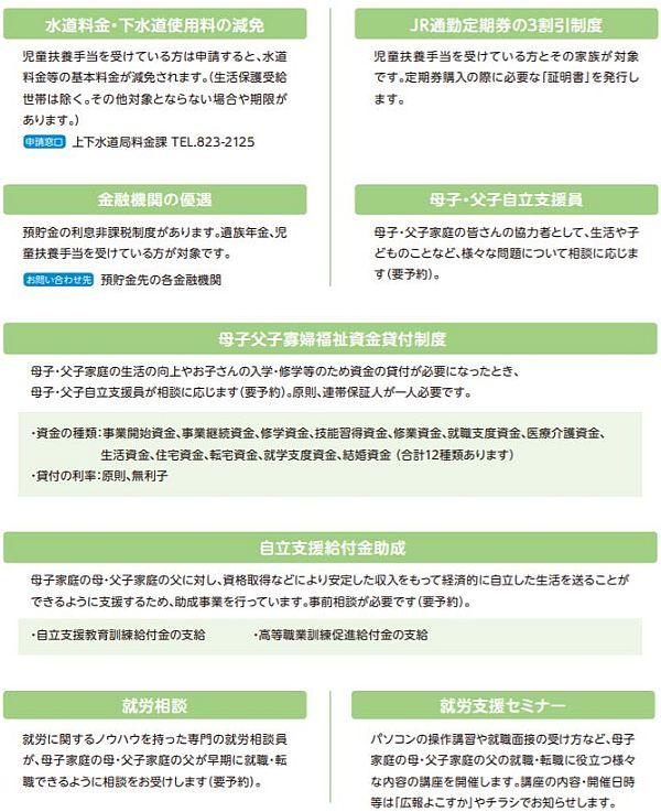 横須賀市子育てガイド「ひとり親家庭」より